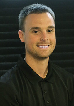 Jarred Heggedahl, Physical therapist Assistant